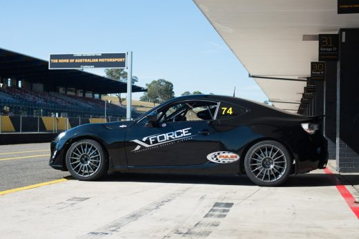 Team XForce Toyota 86 Racing Series Driver – Trent Grubel