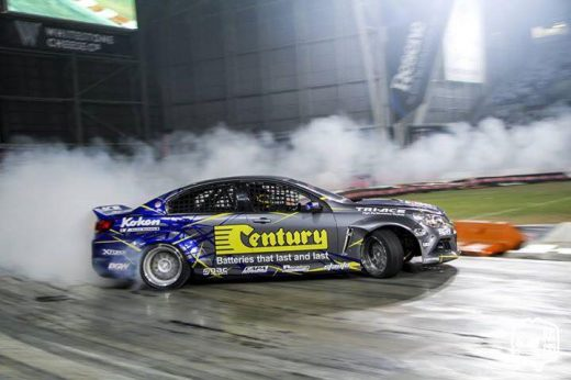 Xforce sponsors D1NZ drifter Fanga Dan