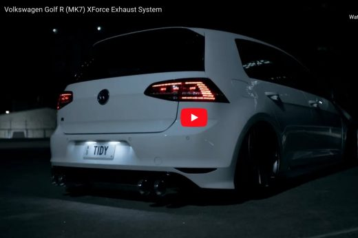 Introducing Our Volkswagen Golf R (MK7) Product Line