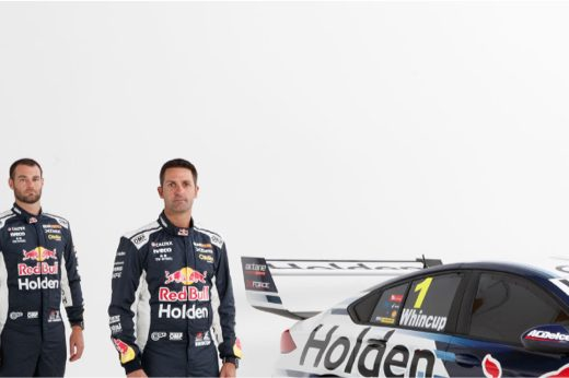 XForce Continues Partnership With Red Bull Holden Racing Team