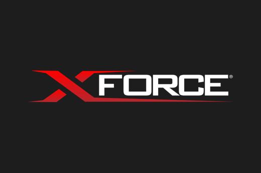 XFORCE SuperBlack V8 Supercars Partnership